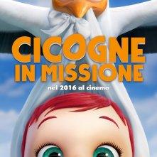 Cicogne in missione: il poster del film