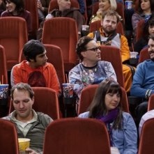 The Big Bang Theory: Howard, Raj e Leonard al cinema insieme a Will in The Opening Night Excitation