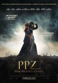 PPZ – Pride and Prejudice and Zombies in streaming & download