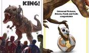 Box Office nella storia: i sorpassi eccellenti e le congratulazioni tra Spielberg, Lucas, Marvel e gli altri