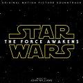 La copertina di Star Wars: The Force Awakens