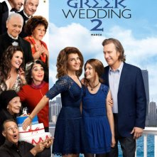 Locandina di Il mio grosso grasso matrimonio greco 2