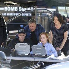 CSI: Scena del crimine - William Petersen, Marg Helgenberger e Jorja Fox in Immortality