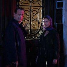 Inferno: Tom Hanks e Sidse Babett Knudsen