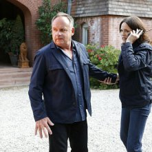 CSI: Scena del crimine - Wallace Langham e Jorja Fox in Immortality