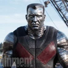 Deadpool: una nuova foto che ritrae Colossus