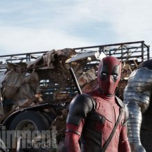 Deadpool: Deadpool e Colossus