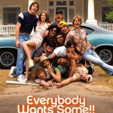 Everybody Wants Some: la nuova locandina del film