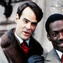 Una poltrona per due: in scena Dan Aykroyd e Eddie Murphy