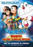 Locandina di Doraemon il film: Nobita e gli eroi dello spazio