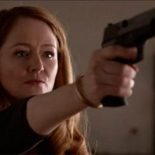 Homeland: l'attrice Miranda Otto nell'episodio A False Glimmer