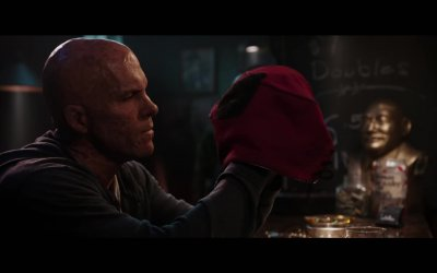 Deadpool - Trailer italiano Red Band 2