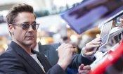 """Robert Downey Jr, """"graziato"""" per i suoi reati di droga"""