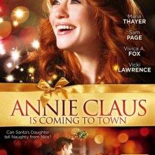 Locandina di Annie Claus va in città