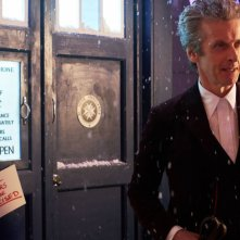 Doctor Who: Peter Capaldi in un'immagine di The Husbands of River Song