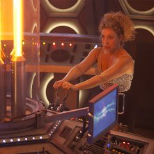 Doctor Who: Alex Kingston interpreta River in The Husbands of River Song