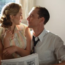 I Saw The Light: un  momento romantico tra Tom Hiddleston e Elizabeth Olsen
