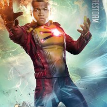 Legends of Tomorrow: il character poster di Franz Drameh