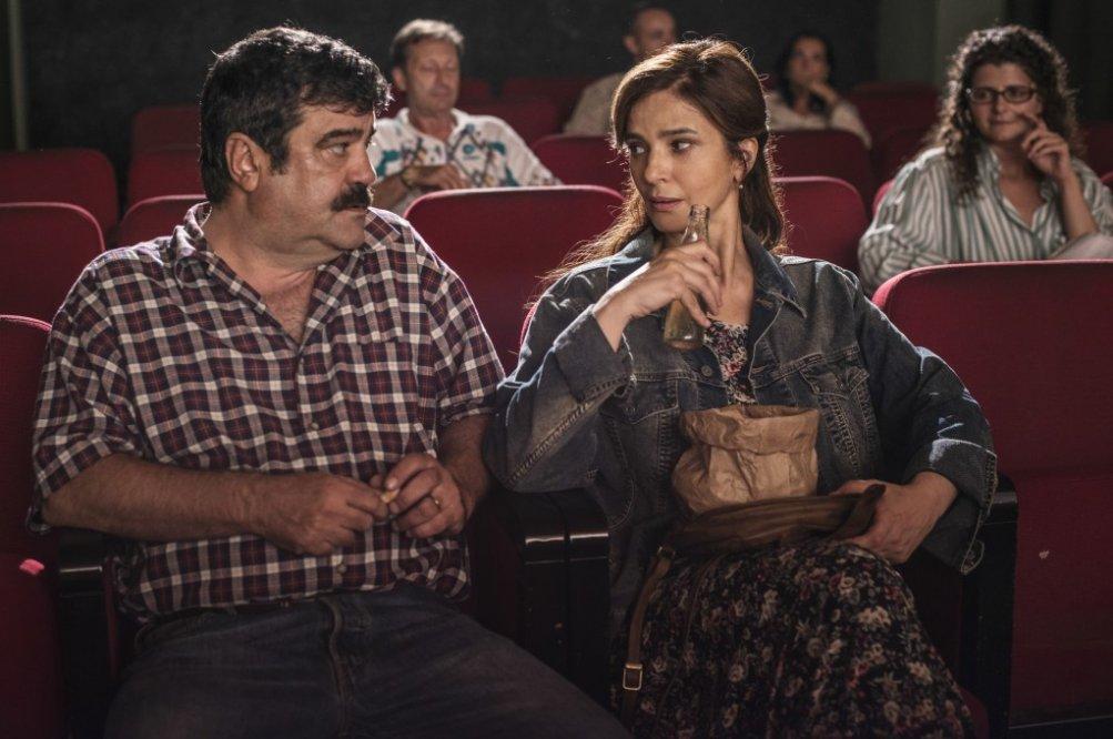 Assolo: Laura Morante e Francesco Pannofino in una scena del film