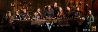 Vikings: un'immagine promozionale della quarta stagione