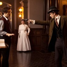 The Knick: Clive Owen e Frederick Weller
