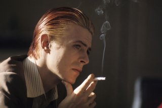 David Bowie a metà anni '70