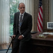 Michael Kelly in House of Cards, stagione 3