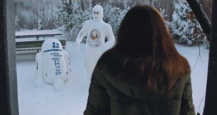 Lo spot a tema Star Wars che sta commuovendo i fan