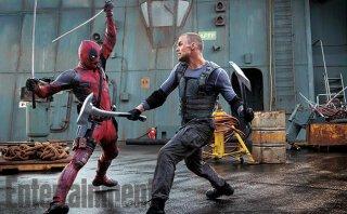 Deadpool: una scena di lotta