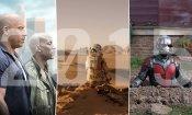 Tra chitarristi fiammeggianti e coreografie elaborate: i migliori momenti musicali al cinema nel 2015