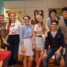 Il giovane cast di My American Friend