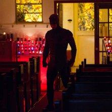 Daredevil: Charlie Cox in azione