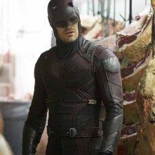 Daredevil: Charlie Cox in tenuta da vigilante