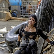 Deadpool: Gina Carano interpreta Angel Dust