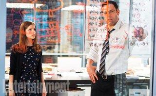 The Accountant: Anna Kendrick e Ben Affleck nella prima immagine