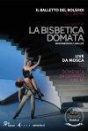 Locandina di Il balletto del Bolshoi: La bisbetica domata