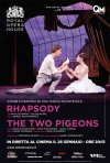 Locandina di Royal Opera House: Rapsodia/I due Piccioni
