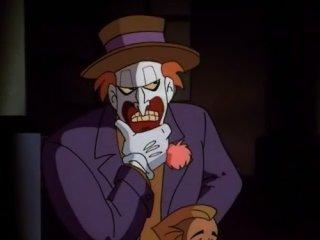 Batman - The Animated Series: Un'immagine del Joker