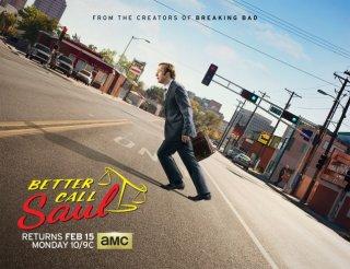 Better Call Saul: il quad poster della stagione 2