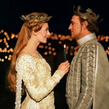 Richard Harris e Vanessa Redgrave in Camelot