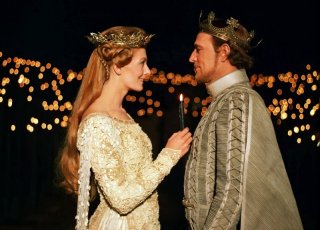Richard Harris e Vanessa Redgrave in Camelot