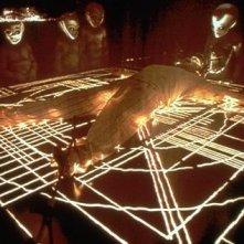 X-Files: Una scena dell'episodio Ostaggi
