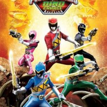 Locandina di Power Rangers Dino Charge
