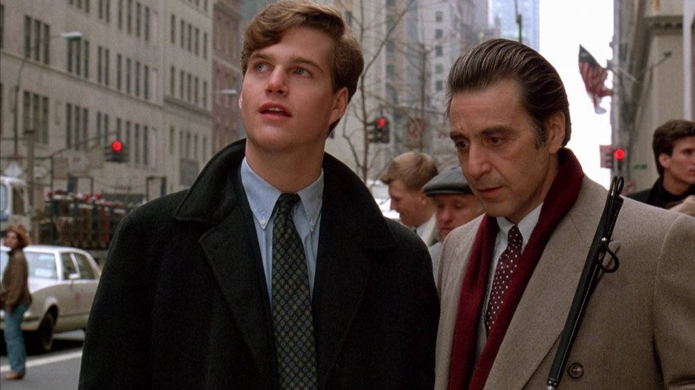 Al Pacino in Scent of a woman - Profumo di donna
