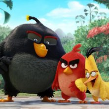 Angry Birds: i protagonisti del film
