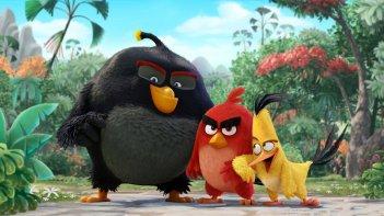 Angry Birds: i protagonisti del film