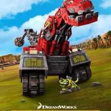 Locandina di Dinotrux