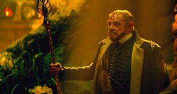 The Shannara Chronicles: John Rhys-Davies interpreta Eventine Elessedil