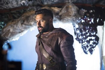 The Shannara Chronicles: Manu Bennet interpreta Allanon