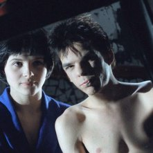 Rosso sangue: Denis Lavant e Juliette Binoche